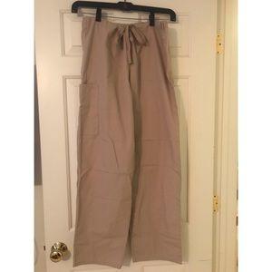 Pants - Khaki scrub bottoms